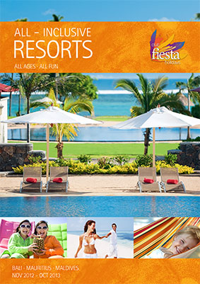 Club Fiesta - All Inclusive Resorts 2012-13